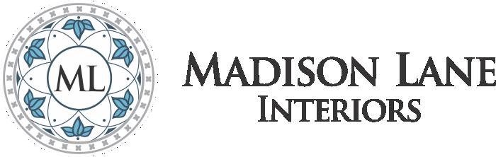 Madison Lane Interiors Horizontal Logo