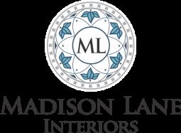 Madison Lane Interiors Vertical Logo